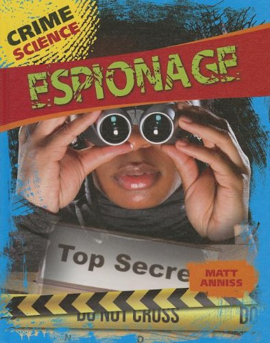 Espionage:   2013 edition cover