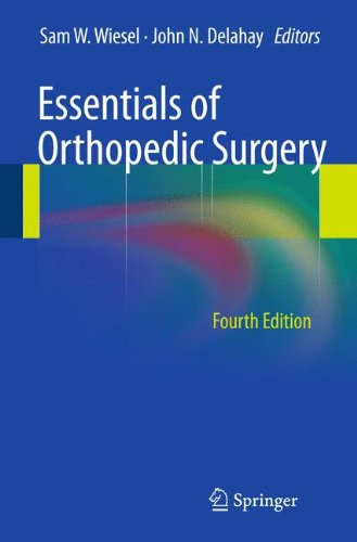 Essentials of Orthopedic Surgery  4th 2011 edition cover