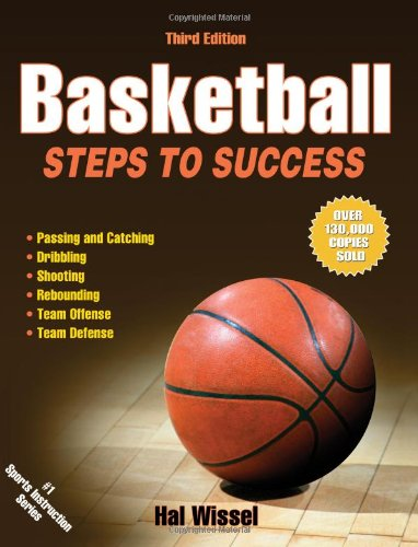 Basketball-3rd Edition Steps to Success 3rd 2012 edition cover