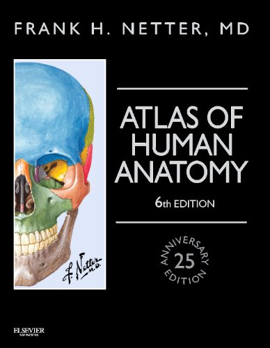 Atlas of Human Anatomy  6th 2014 edition cover