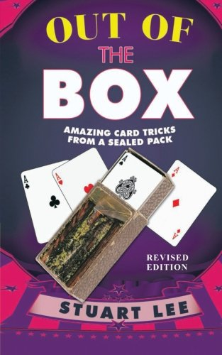 Out of the Box: Amazing Card Tricks from a Sealed Pack  2012 edition cover