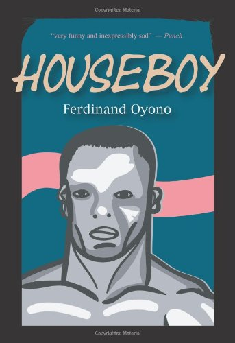 Houseboy  N/A edition cover