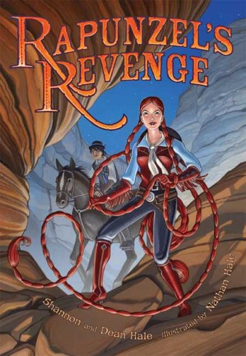 Rapunzel's Revenge   2013 edition cover