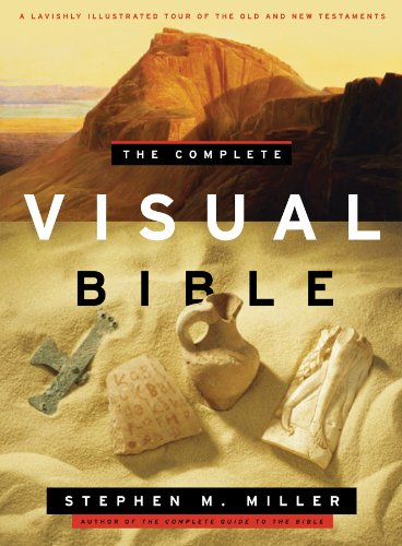 Complete Visual Bible   2011 edition cover