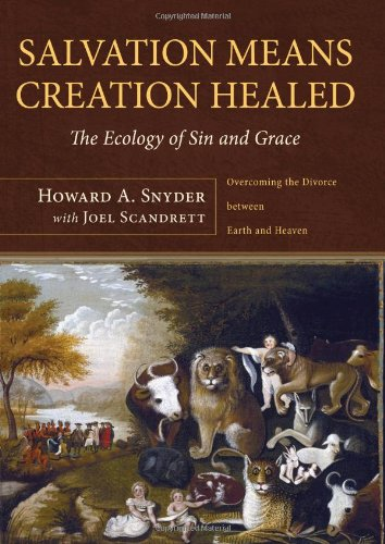 Salvation Means Creation Healed The Ecology of Sin and Grace: Overcoming the Divorce between Earth and Heaven N/A edition cover