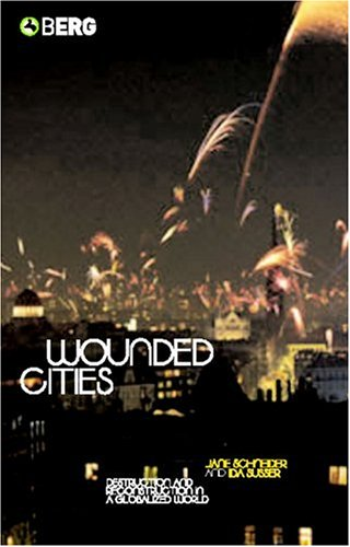 Wounded Cities Destruction and Reconstruction in a Globalized World  2003 edition cover
