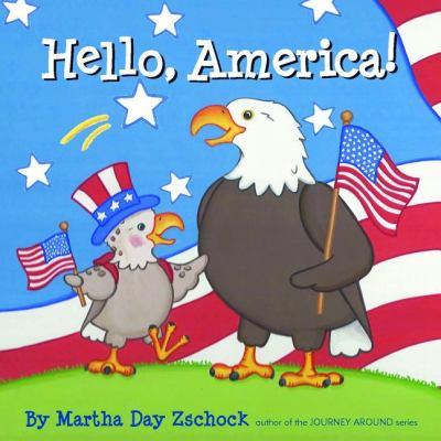 Hello, America!   2012 9781933212883 Front Cover