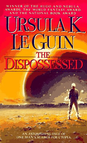 Dispossessed An Ambiguous Utopia  1974 edition cover