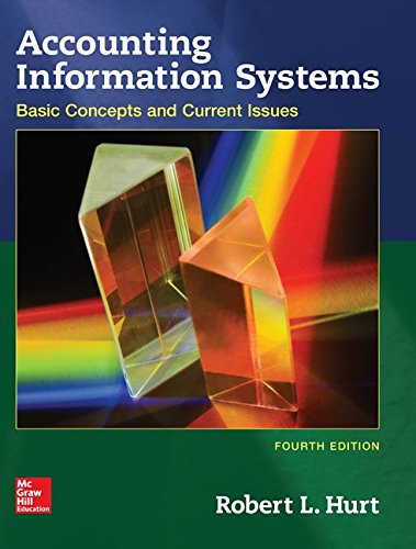 Accounting Information Systems:   2015 9780078025884 Front Cover