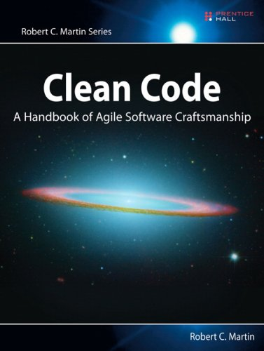 Clean Code A Handbook of Agile Software Craftsmanship  2009 9780132350884 Front Cover