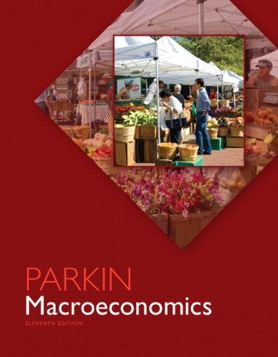 Macroeconomics Plus NEW MyEconLab with Pearson EText -- Access Card Package  11th 2014 9780133423884 Front Cover