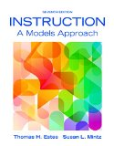 Instruction A Models Approach, Enhanced Pearson EText with Loose-Leaf Version -- Access Card Package 7th 2016 edition cover