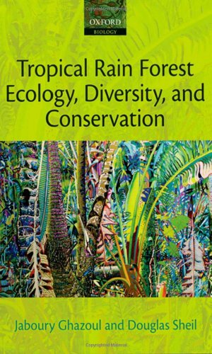Tropical Rain Forest Ecology, Diversity, and Conservation   2010 edition cover