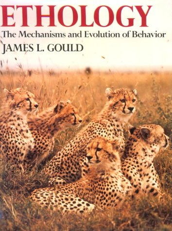 Ethology The Mechanisms and Evolution of Behavior  1982 9780393014884 Front Cover