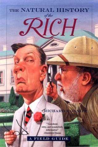 Natural History of the Rich A Field Guide  2004 edition cover