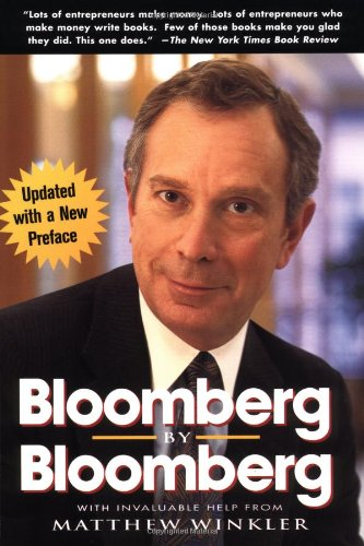 Bloomberg by Bloomberg   2001 edition cover