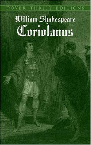 Coriolanus   2003 edition cover