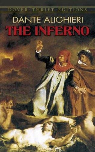 Inferno   2005 9780486442884 Front Cover