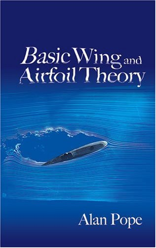 Basic Wing and Airfoil Theory   2009 edition cover