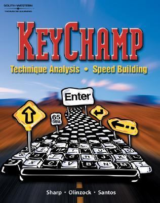 KeyChamp Windows Site License  2nd 2004 9780538433884 Front Cover