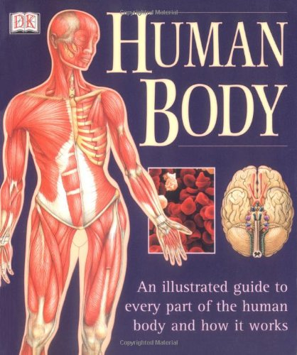 Human Body   2001 edition cover