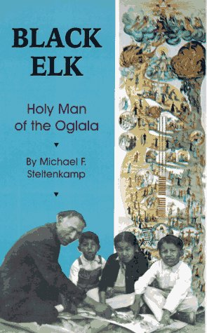 Black Elk Holy Man of the Oglala N/A edition cover