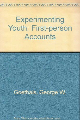 Experiencing Youth First-Person Accounts 2nd (Reprint) edition cover