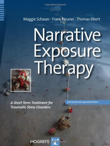 Narrative Exposure Therapy A Short-Term Treatment for Traumatic Stress Disorders 2nd 2011 edition cover