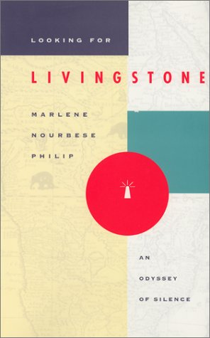 Looking for Livingstone An Odyssey of Silence N/A edition cover