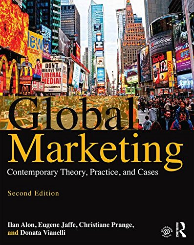 Global Marketing Contemporary Theory, Practice and Cases 2nd 2016 (Revised) 9781138807884 Front Cover