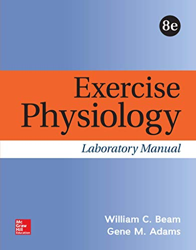 Exercise Physiology:   2019 9781259913884 Front Cover