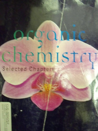 ORGANIC CHEMISTRY,SELECT.CHAP.>CUSTOM<  N/A 9781285116884 Front Cover