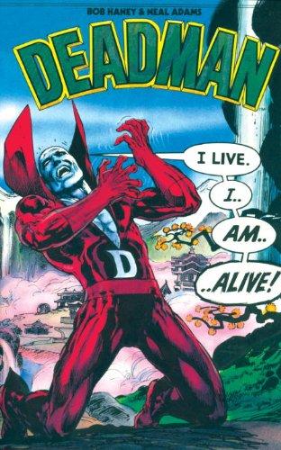 Deadman  N/A 9781401233884 Front Cover