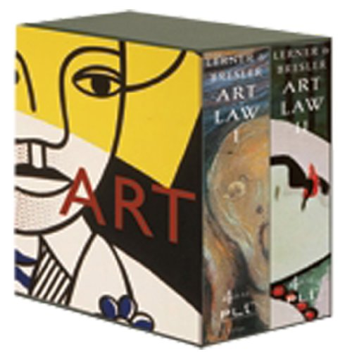 Art Law  4th edition cover