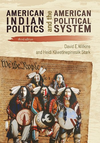 American Indian Politics  3rd 2010 (Revised) edition cover