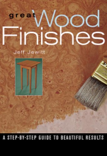 Great Wood Finishes A Step-by-Step Guide to Beautiful Results  2000 edition cover