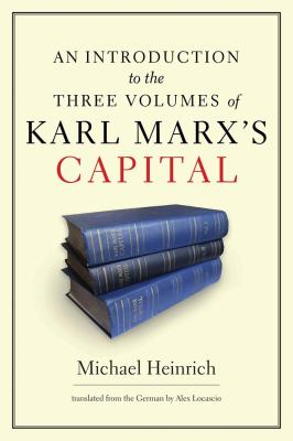Introduction to the Karl Marx's Capital   2012 edition cover