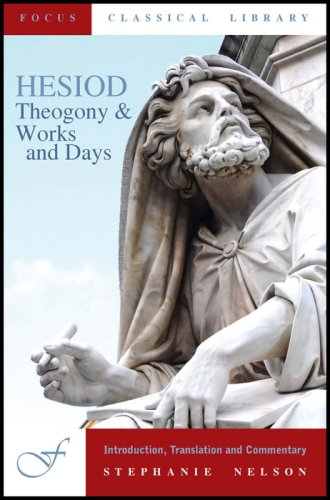 Theogony and Works and Days   2009 9781585102884 Front Cover