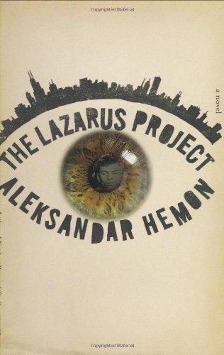 Lazarus Project   2008 edition cover