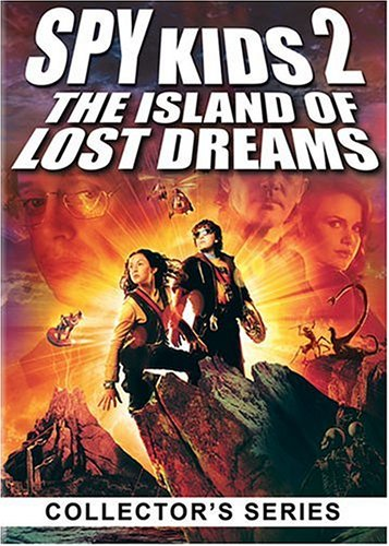 Spy Kids 2: The Island of Lost Dreams (Collector's Series) System.Collections.Generic.List`1[System.String] artwork