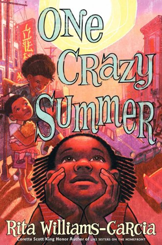One Crazy Summer   2010 edition cover