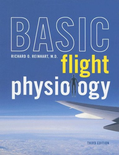 Basic Flight Physiology  3rd 2008 (Revised) edition cover