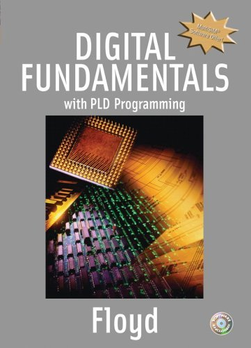 Digital Fundamentals with PLD Programming  9th 2006 edition cover