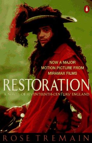 Restoration  Movie Tie-In edition cover