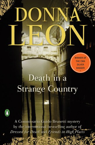 Death in a Strange Country   2008 9780143115885 Front Cover