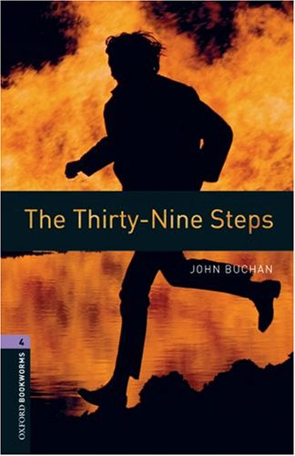 Thirty-Nine Steps, Level 4  3rd 2008 edition cover