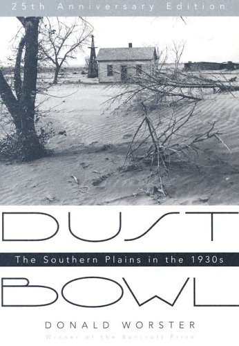 Dust Bowl The Southern Plains in The 1930s 25th 2004 edition cover