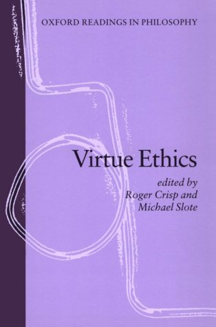 Virtue Ethics   1997 edition cover