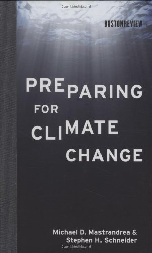 Preparing for Climate Change   2010 9780262014885 Front Cover