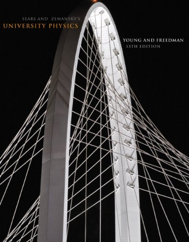 University Physics  13th 2012 edition cover